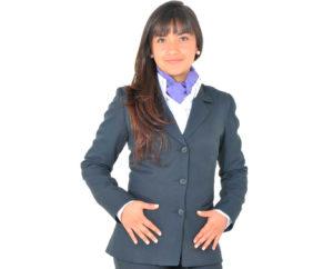 Uniformes en México. Uniformes ejecutivos para damas. e1559fe0605f