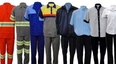 Bordados en uniformes empresariales.