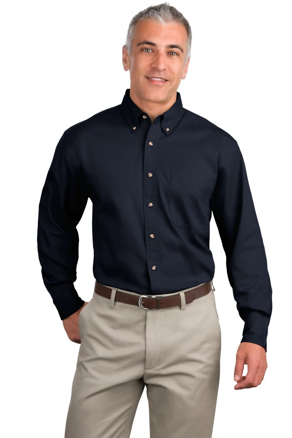 Camisa de sarga