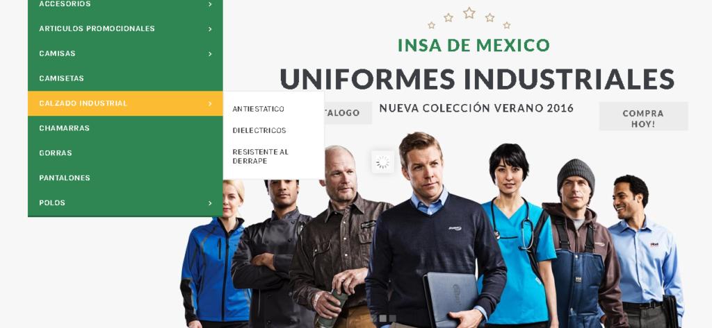Venta de calzado seguro en México