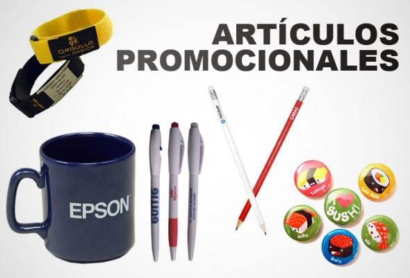 Artículos promocionales en Tijuana