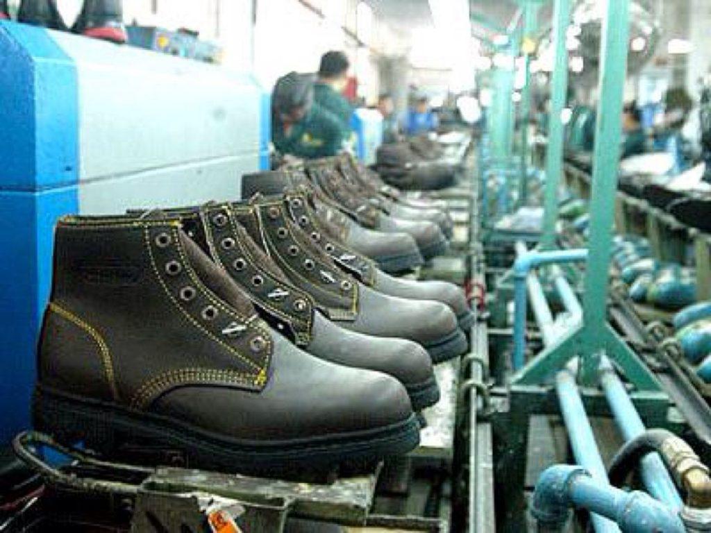 Zapatos de seguridad 2018.