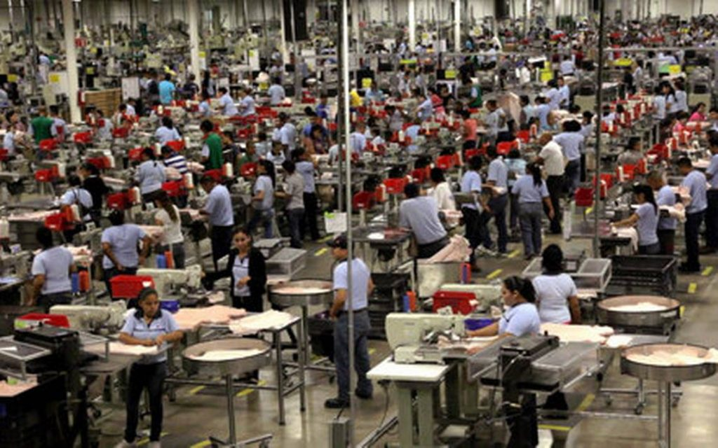 mexico outsourcing jobs at risk
