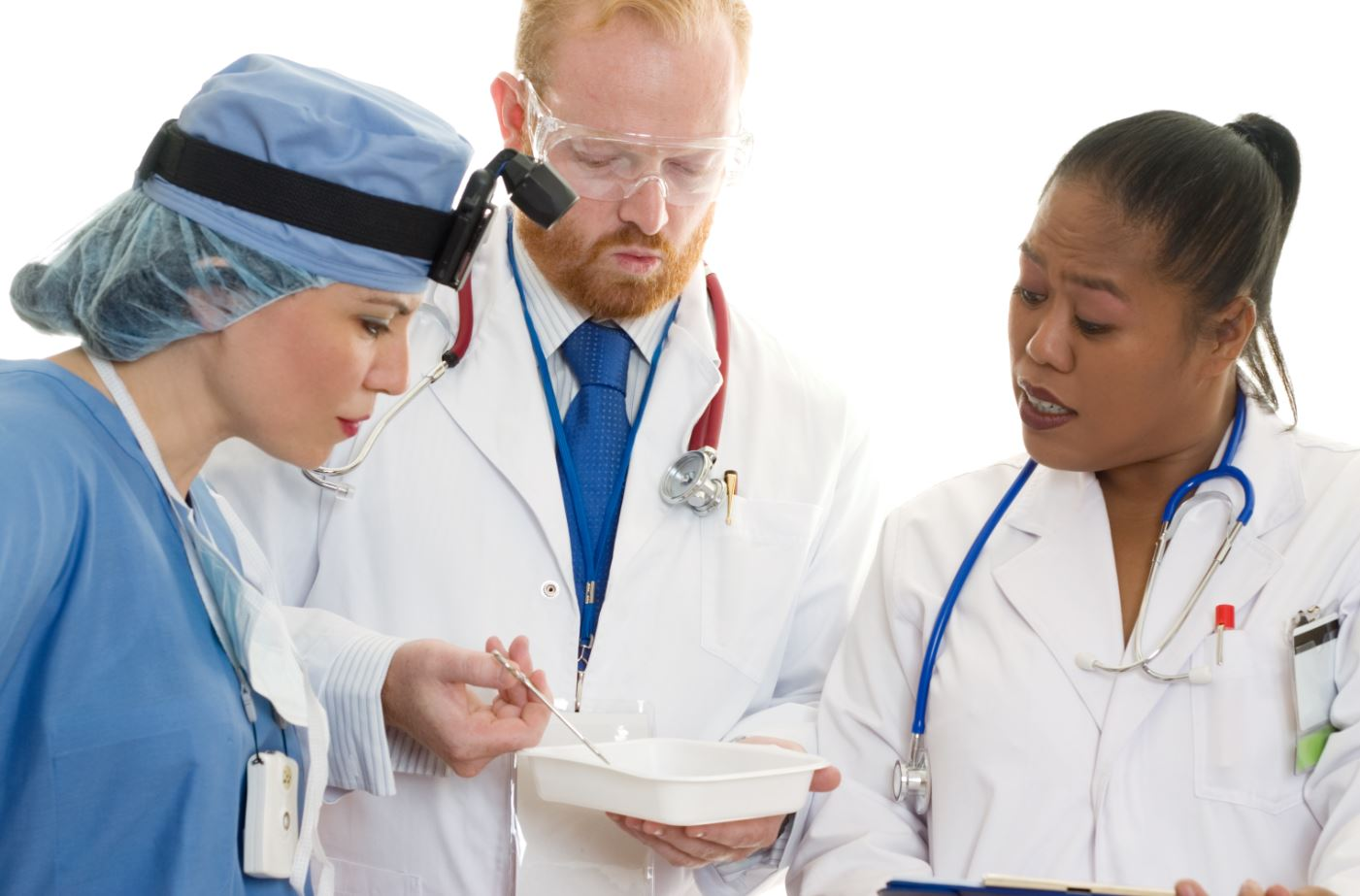 Uniformes para doctores 2018.