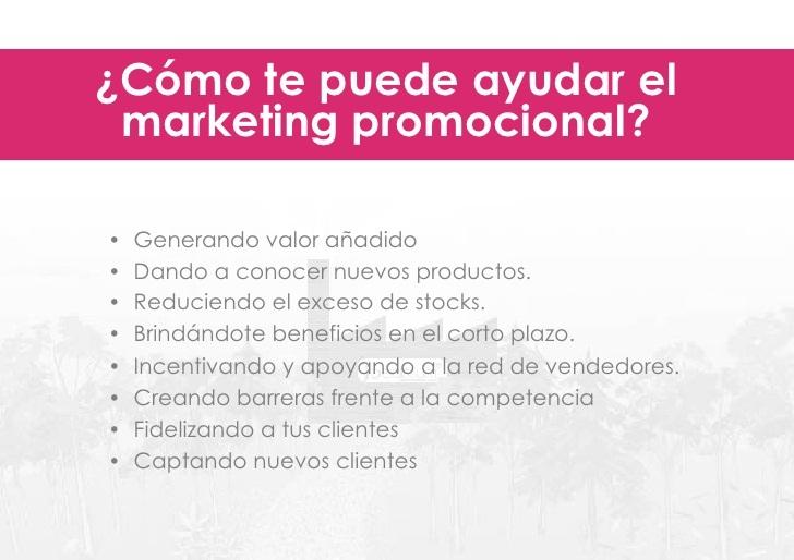 Marketing promocional en México