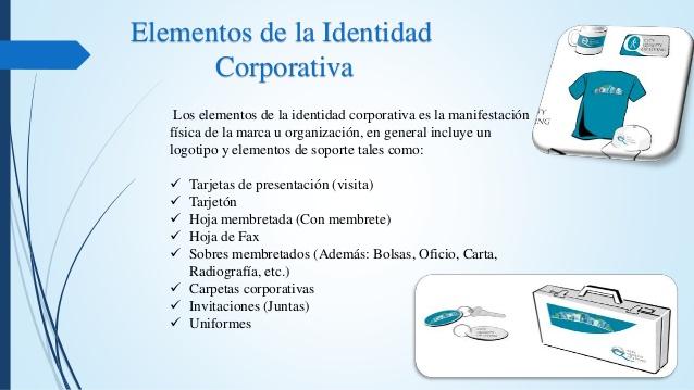 Identidad corporativa 2018.